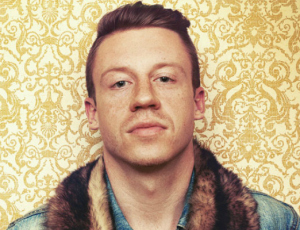 Macklemore brings out M1 dead prez and Bonnot (AP2P) at Madison Square Garden