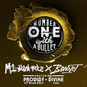 Listen to it now. https://soundcloud.com/ap2p-1/m1-dead-prez-bonnot-number-one-with-a-bullet/s-xXn00 @prodigymobbdeep assassinated this and @divine7rbg is one-shot-kill every time. New album V.I.P. (Very Interesting Politics) out soon. Thank everybody for the support so far. @thesource